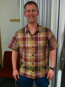 Peter's Shirt
