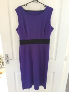 Purple Dress K6023