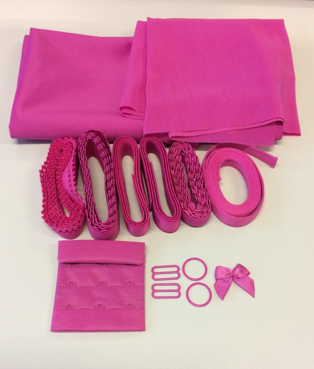 Bra Making kit from Fit2Sew